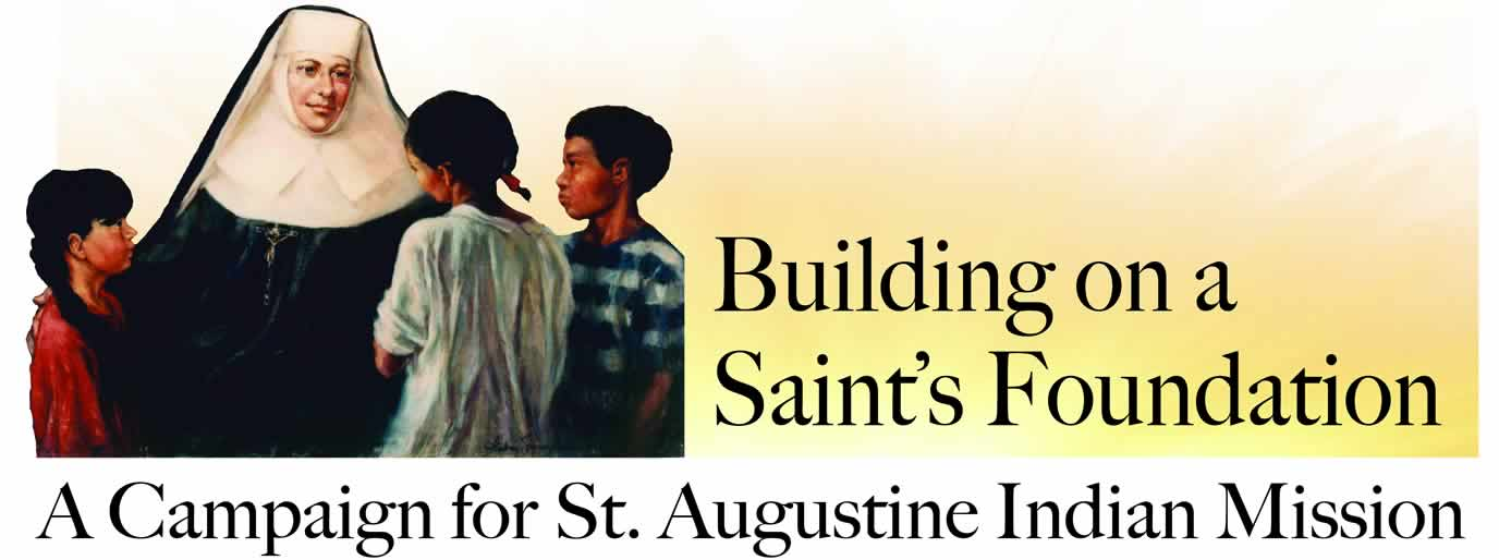 St. Augustine Campaign to Build a New School