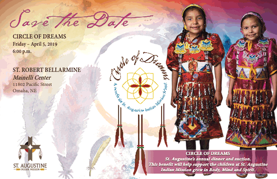 Circle of Dreams2019 - St. Augustine Indian Mission