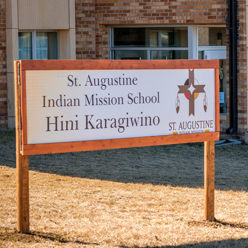 Saint Augustine Indian Mission School